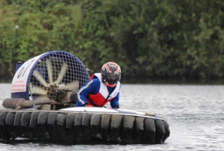 Hovercraft Club of GB - Tamworth