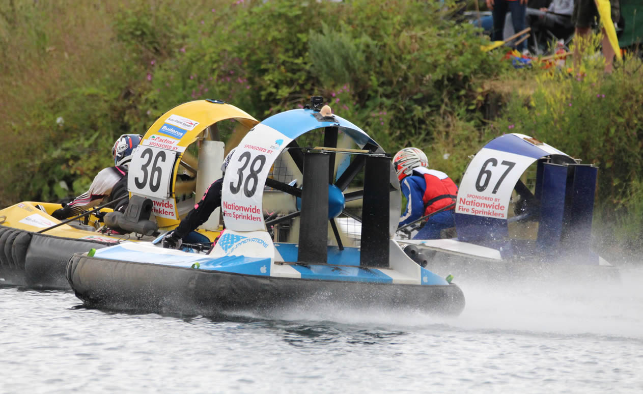 Hovercraft Club of GB - Join us